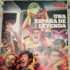 Collectionnisme sportif: UNA ESPAÑA DE LEYENDA.. Lote 144398782