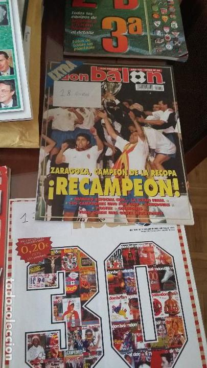 DON BALON ESPECIAL 30 ANIVERSARIO (Coleccionismo Deportivo - Revistas y Periódicos - Don Balón)