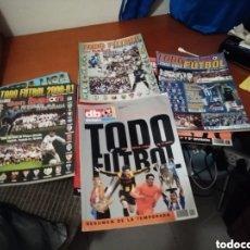 Coleccionismo deportivo: DON BALON TODOFÚTBOL 2000 AL 2004. 4 EJEMPLARES.. Lote 144585466