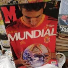 Coleccionismo deportivo: MUNDIAL 2002. KOREA- JAPAN. GUÍA MARCA.. Lote 144917882