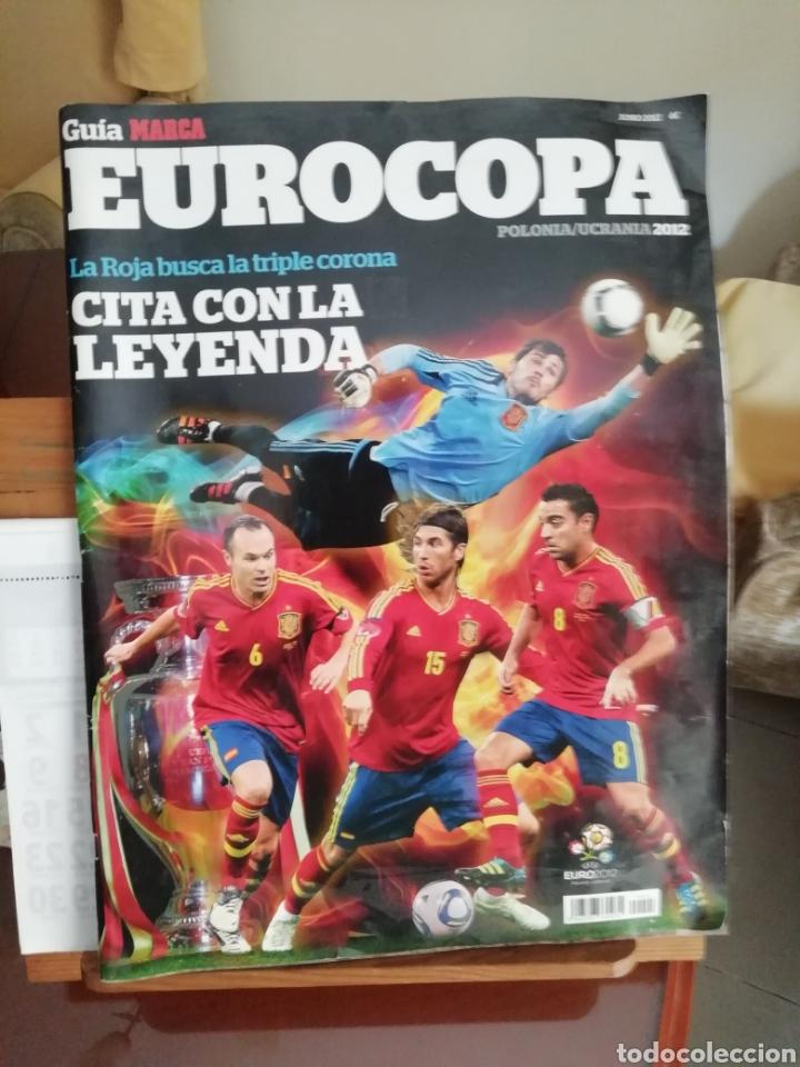 EUROCOPA 2012 POLONIA Y UKRANIA. MARCA (Coleccionismo Deportivo - Revistas y Periódicos - Marca)