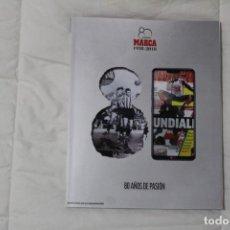 Coleccionismo deportivo: DIARIO MARCA.GUÍA ESPECIAL 80 AÑOS DE PASIÓN. 1938 -2018. Lote 145062594