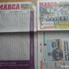 Coleccionismo deportivo: DIARIO MARCA. FINAL MUNDIAL DE CLUBES 2018.REAL MADRID 4. AL AÍN 1.. Lote 145315530