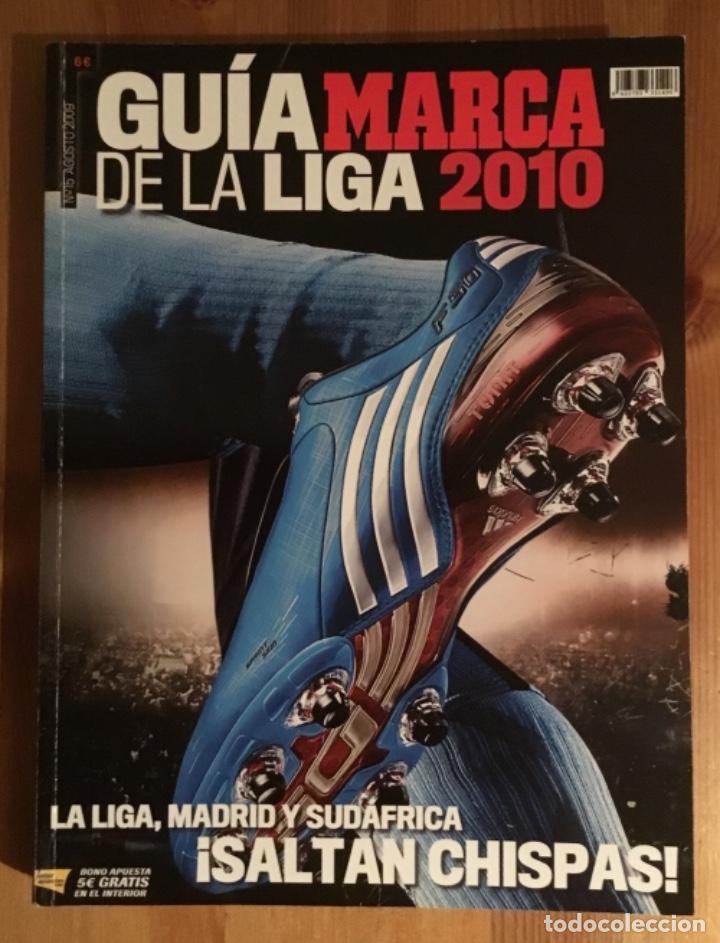 GUÍA DE LA LIGA MARCA 2010 (Coleccionismo Deportivo - Revistas y Periódicos - Marca)