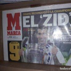 Coleccionismo deportivo: REPLICAS DEL MARCA- CAMPEONES DE EUROPA-UEFA-MUNDIALITO-COPA INTERCONTINENTAL. Lote 146005342