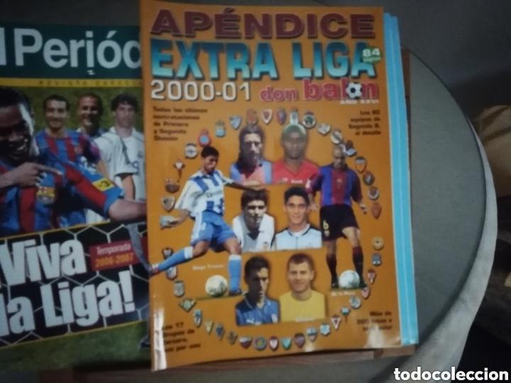 DON BALON APÉNDICE EXTRA LIGA 2000 2001 (Coleccionismo Deportivo - Revistas y Periódicos - Don Balón)