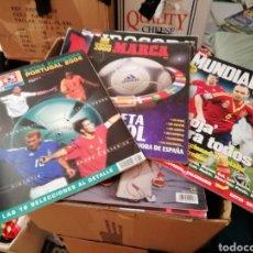 Coleccionismo deportivo: EUROCOPA 2000. ESPECIAL GUÍA MARCA. Lote 146171389