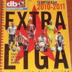Coleccionismo deportivo: DON BALÓN EXTRA Nº 127 LIGA 2010-2011. Lote 146277790