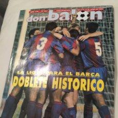 Coleccionismo deportivo: REVISTA DON BALON NUMERO 867 1992. Lote 146298084
