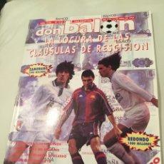 Coleccionismo deportivo: REVISTA DON BALON NÚMERO 910. Lote 146302412