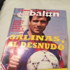 Coleccionismo deportivo: REVISTA DON BALON NÚMERO 915. Lote 146302748