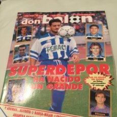 Coleccionismo deportivo: REVISTA DON BALON NÚMERO 929. Lote 146305052