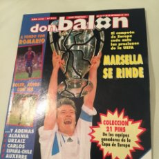 Coleccionismo deportivo: REVISTA DON BALON NÚMERO 933. Lote 146305338