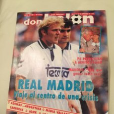Coleccionismo deportivo: REVISTA DON BALON NÚMERO 934. Lote 146305786