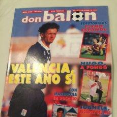 Coleccionismo deportivo: REVISTA DON BALON NÚMERO 936. Lote 146305918