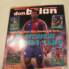 Coleccionismo deportivo: REVISTA DON BALON NÚMERO 938. Lote 146306117