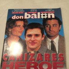 Coleccionismo deportivo: REVISTA DON BALON NÚMERO 944. Lote 146306733