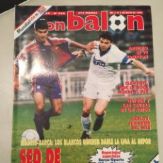 Coleccionismo deportivo: REVISTA DON BALON NÚMERO 966. Lote 146319126