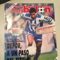Coleccionismo deportivo: REVISTA DON BALON NÚMERO 967. Lote 146319148