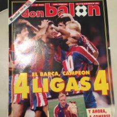 Coleccionismo deportivo: REVISTA DON BALON NÚMERO 968. Lote 146319173