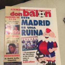 Coleccionismo deportivo: REVISTA DON BALON NÚMERO 979. Lote 146319510