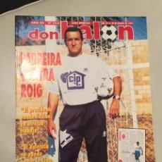 Coleccionismo deportivo: REVISTA DON BALON NÚMERO 982. Lote 146319614