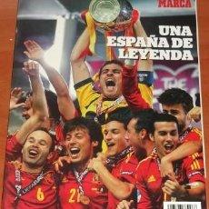 Collectionnisme sportif: UNA ESPAÑA DE LEYENDA, DE MARCA, 2012. Lote 146421382