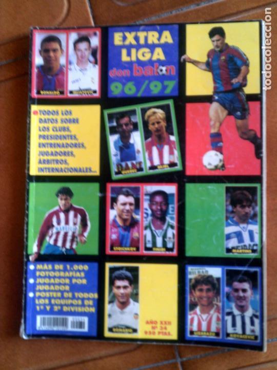 EXTRA LIGA DON BALON 96,97 REVISTA COMPLETA (Coleccionismo Deportivo - Revistas y Periódicos - Don Balón)