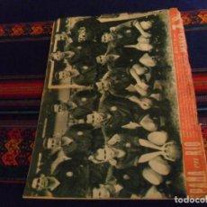 Coleccionismo deportivo: ESPAÑA EN RÍO. MARCA 1950. LA SELECCIÓN ESPAÑOLA EN IMÁGENES EN EL IV MUNDIAL DE FÚTBOL BRASIL 50.. Lote 146867490
