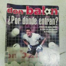 Coleccionismo deportivo: REVISTA DON BALÓN Nº 1274 AÑO 2000 CON POSTER DE GUARDIOLA. Lote 146932206