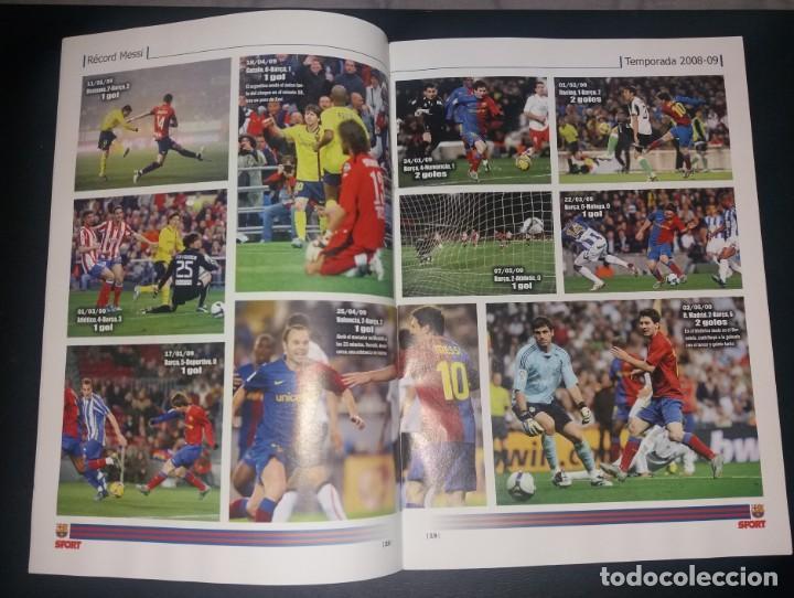 Coleccionismo deportivo: Revista Sport. Eterno Messi, bate el record de Zarra. Noviembre 2014, nuevo - Foto 3 - 147623118