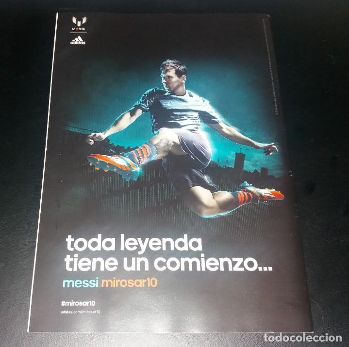 Coleccionismo deportivo: Revista Sport. Eterno Messi, bate el record de Zarra. Noviembre 2014, nuevo - Foto 6 - 147623118