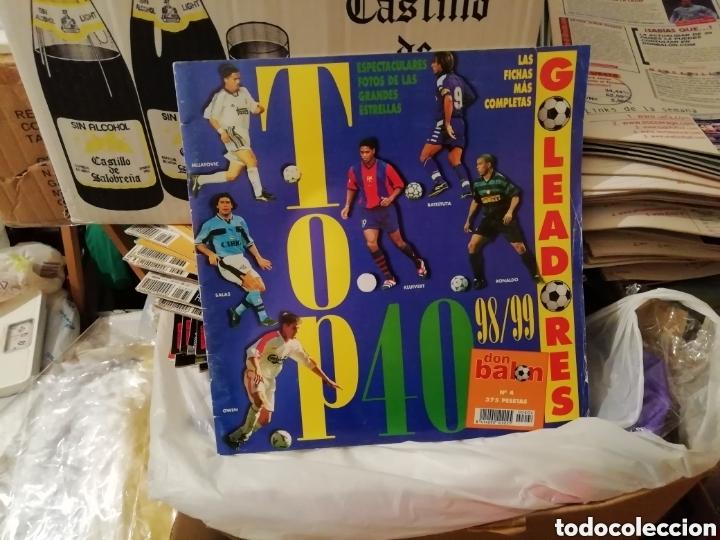Coleccionismo deportivo: Don balon. Excelente lote revistas y extras. Recopilación cronológica . JOYA HISTÓRICA. - Foto 15 - 147940088