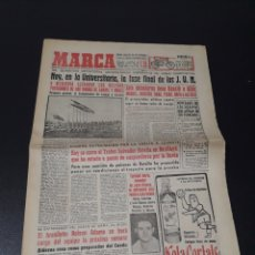 Coleccionismo deportivo: MARCA 7/03/1959. CONDAL GIJON ALAVES HORMAECHE OVIEDO SANCHEZ.. Lote 148026854