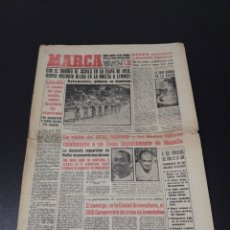 Coleccionismo deportivo: MARCA 13/03/1959. KUBALA VALENCIA R.MADRID CAUDAL LA FELGUERA COPA AMERICA ARGENTINA BOLIVIA.. Lote 148030525
