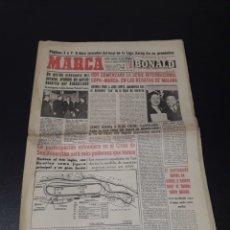 Coleccionismo deportivo: MARCA 22/01/1959. GAINZA INDAUCHU JONES LIGA BARCELONA MADRID CELTA MONTAÑISMO KENYA KILIMANJARO MAW. Lote 148033421