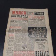 Coleccionismo deportivo: MARCA 30/01/1959. ELCHE CF RICO ESPECIAL PELE.. Lote 148041809