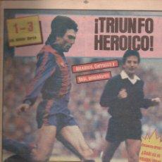 Coleccionismo deportivo: SPORT Nº 1417 - 27 OCTUBRE 1983. Lote 148161534