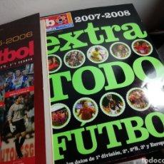 Coleccionismo deportivo: DON BALON TODOFÚTBOL 2007 2008. GUÍA RESUMEN.. Lote 148246053