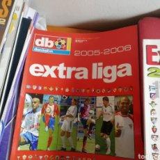 Coleccionismo deportivo: DON BALON EXTRA LIGA 2005 2006. PRESENTACIÓN EQUIPOS.. Lote 148246301