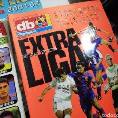 Coleccionismo deportivo: DON BALON EXTRA LIGA 2004 2005. PRESENTACIÓN EQUIPOS.. Lote 148246373