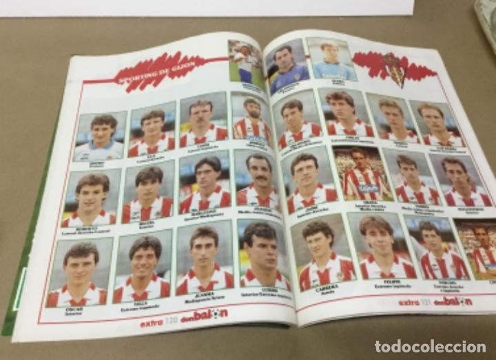 Coleccionismo deportivo: Don balón extra liga 88 89 excelente estado - Foto 3 - 148346926