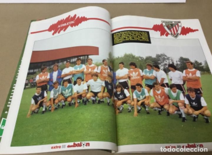 Coleccionismo deportivo: Don balón extra liga 88 89 excelente estado - Foto 4 - 148346926