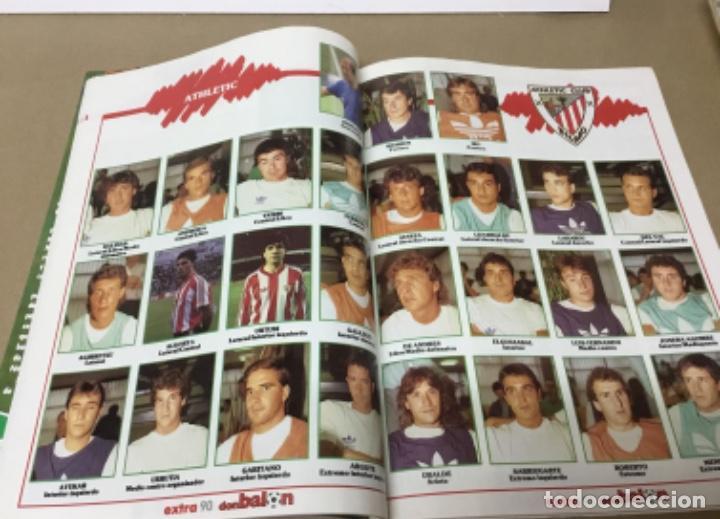 Coleccionismo deportivo: Don balón extra liga 88 89 excelente estado - Foto 5 - 148346926