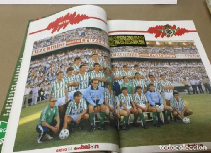 Coleccionismo deportivo: Don balón extra liga 88 89 excelente estado - Foto 6 - 148346926