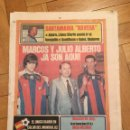 Coleccionismo deportivo: SPORT(1-7-1982) MUNDIAL ESPAÑA 82 MARCOS JULIO ALBERTO IRLANDA DEL NORTE AUSTRIA INGLATERRA BRASIL. Lote 148670506