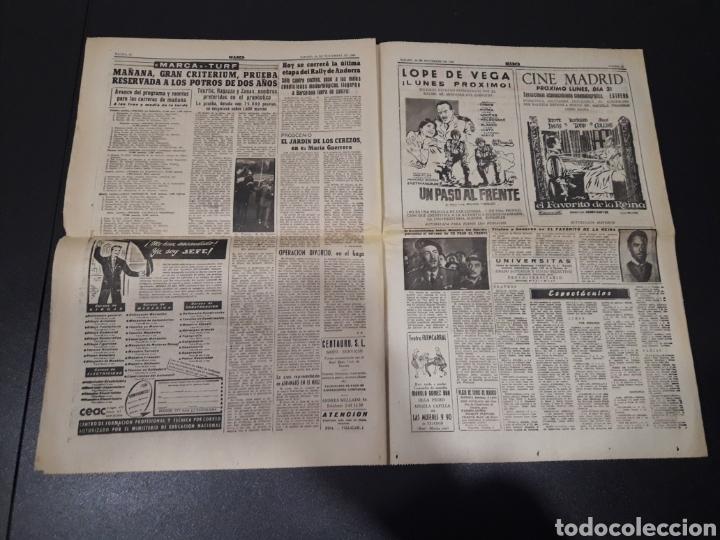 Coleccionismo deportivo: MARCA 29/10/1960. AUSTRIA V. ESPAÑA ESPECIAL OSASUNA LUIS SUAREZ TOTTENHAM. - Foto 5 - 148789496