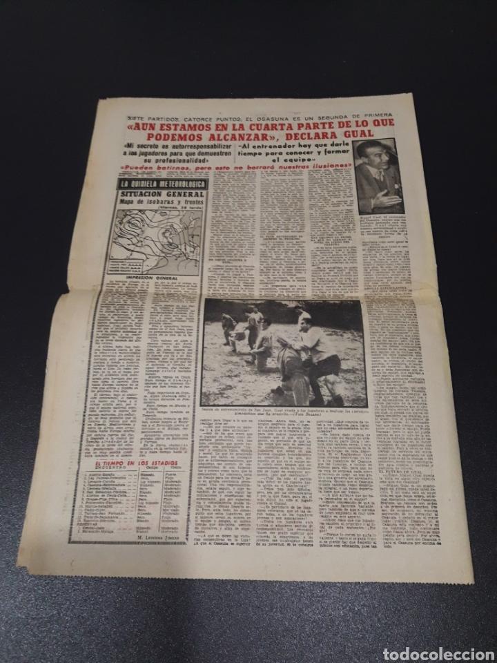 Coleccionismo deportivo: MARCA 29/10/1960. AUSTRIA V. ESPAÑA ESPECIAL OSASUNA LUIS SUAREZ TOTTENHAM. - Foto 6 - 148789496
