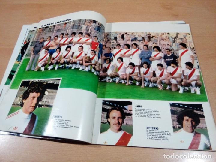Coleccionismo deportivo: Don balón - extra liga 78 79- buen estado interior con bastantes marcas en portada - Foto 5 - 148842782
