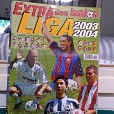 Coleccionismo deportivo: EXTRA DON BALON 2003-2004. Lote 148993905